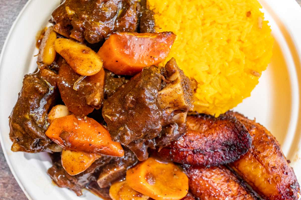 Side of Oxtails