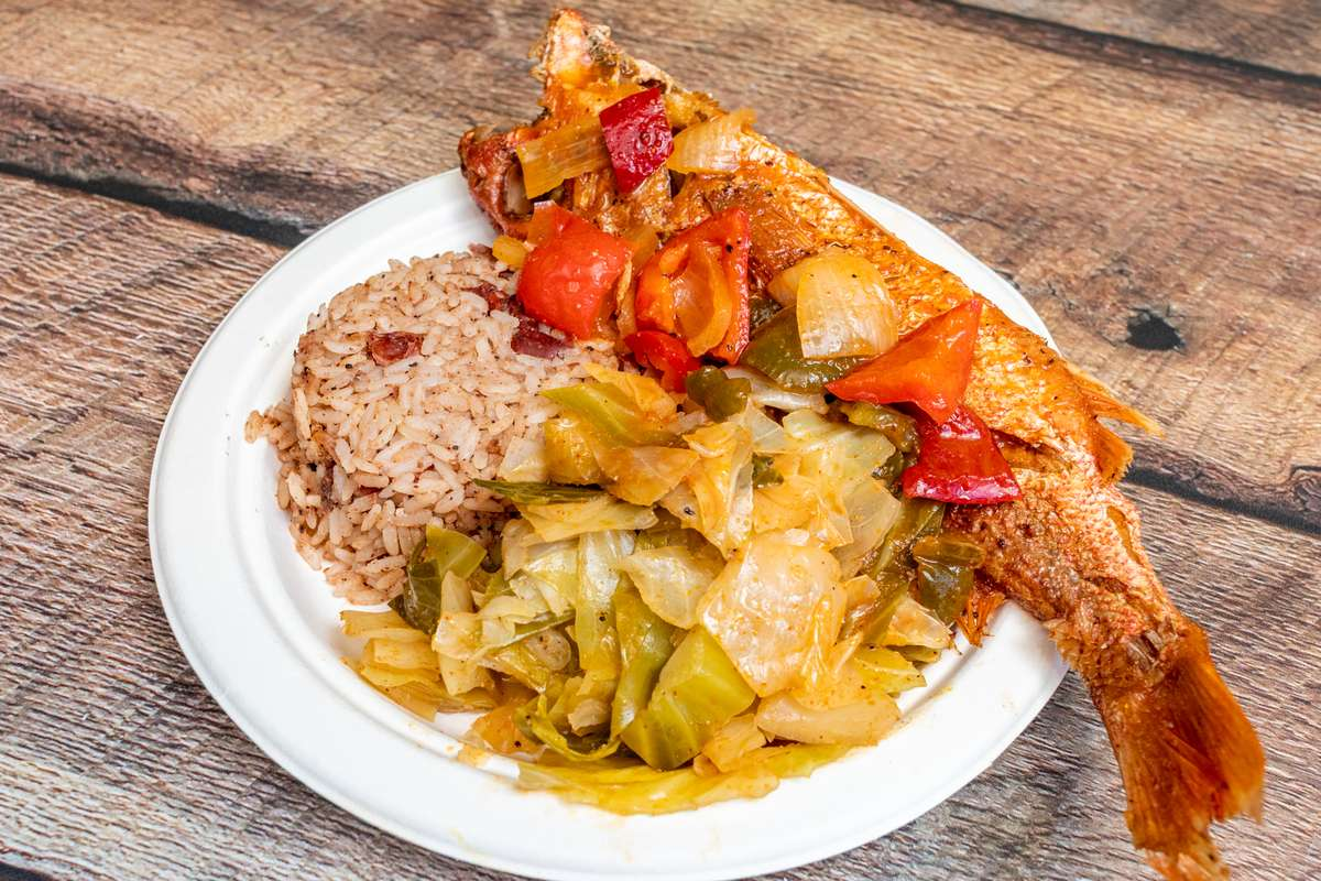 Red Snapper (Whole Fish)