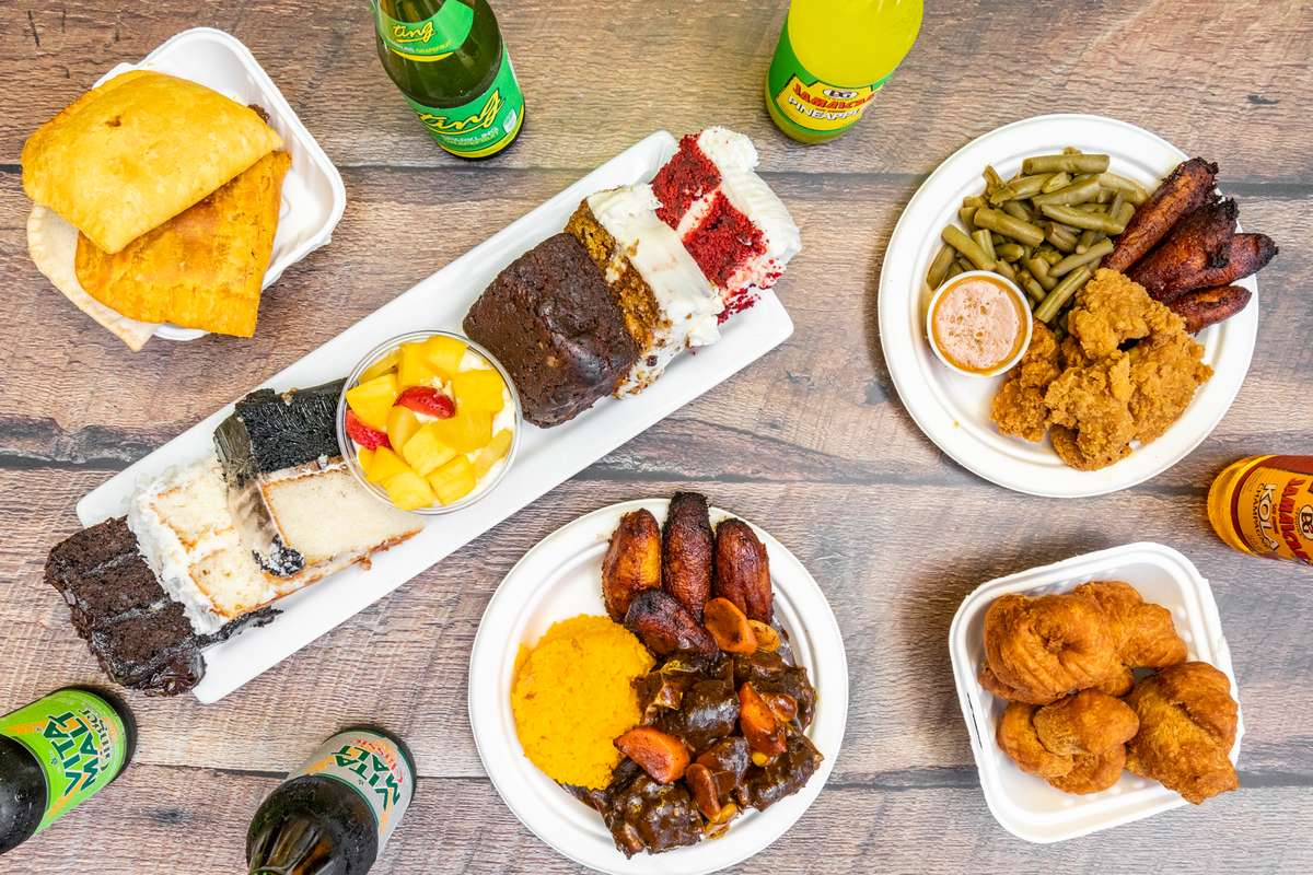 jamaican food and drinks