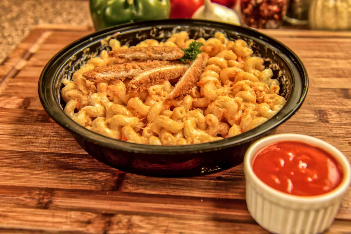 Buffalo Chicken Mac