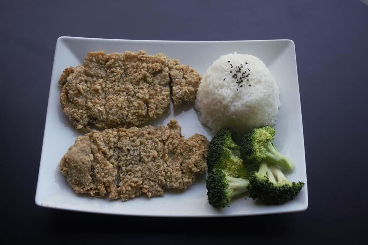 Pork Chop (豬排便當)