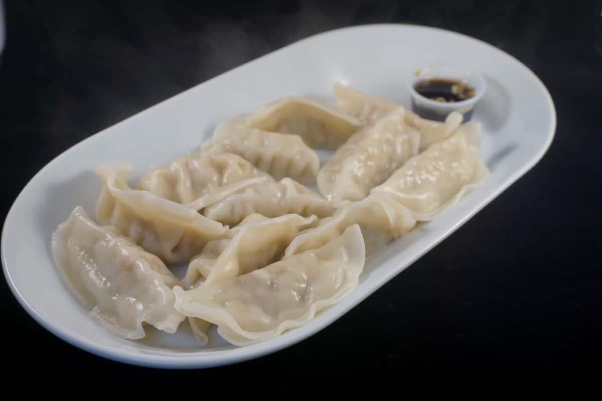 Steamed Dumplings 水餃