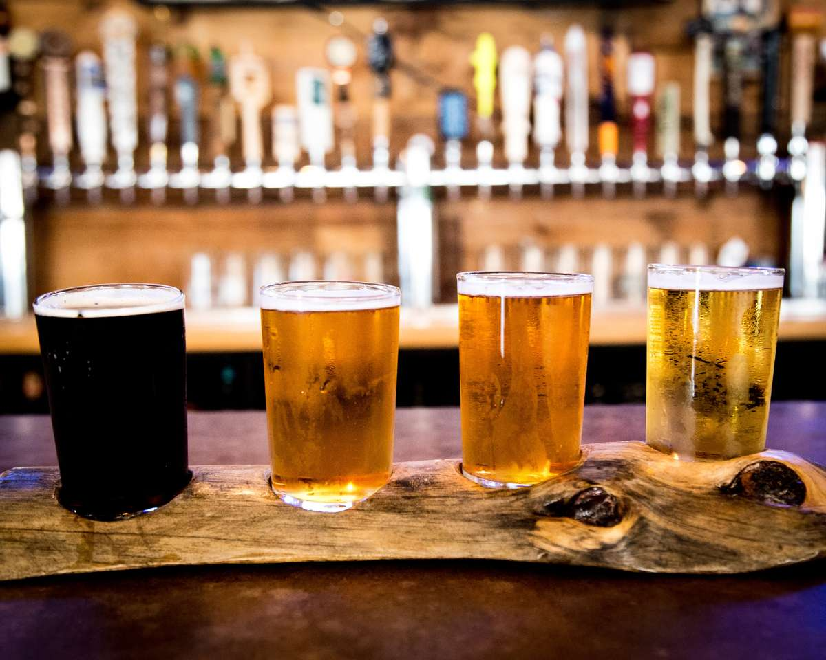 speedwell draft beers