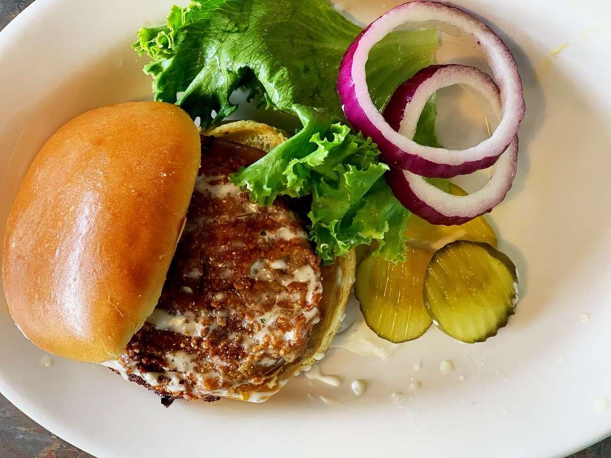 Southern Cheeseburger