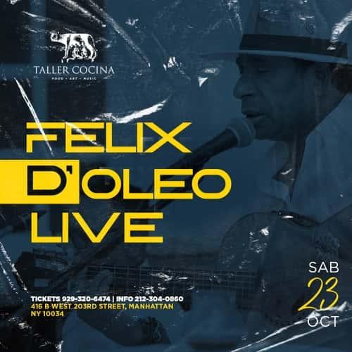 Felix D'Oleo 10/23