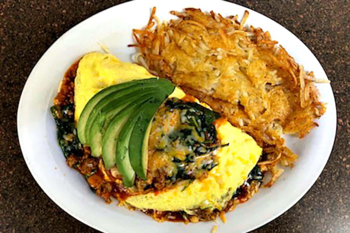 Ranchero Omelette