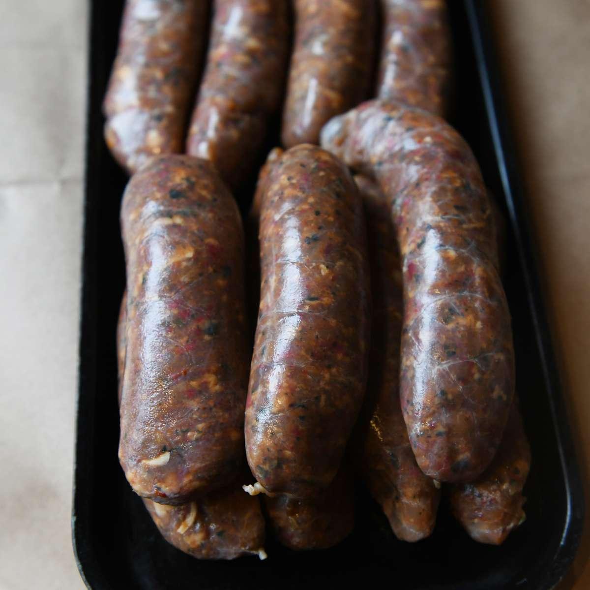 Ash Farms Chipotle Chicken Sausage