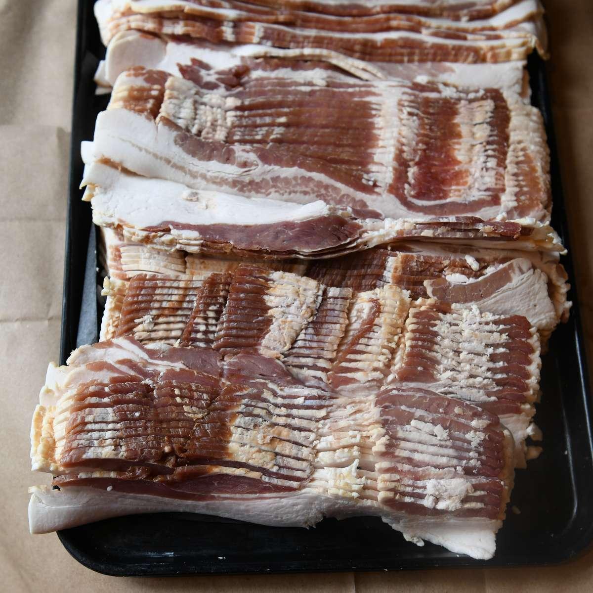 Texas Smoked Bacon