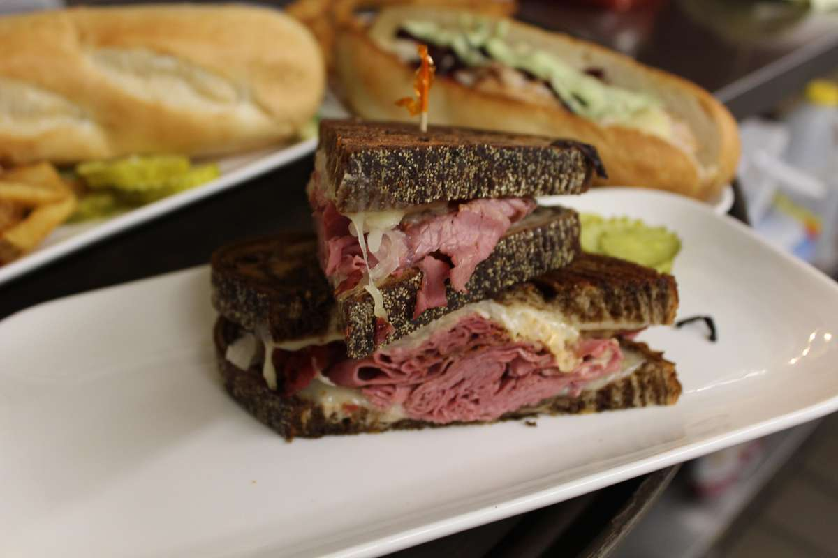 Authentic New York-Style Grilled Reuben*