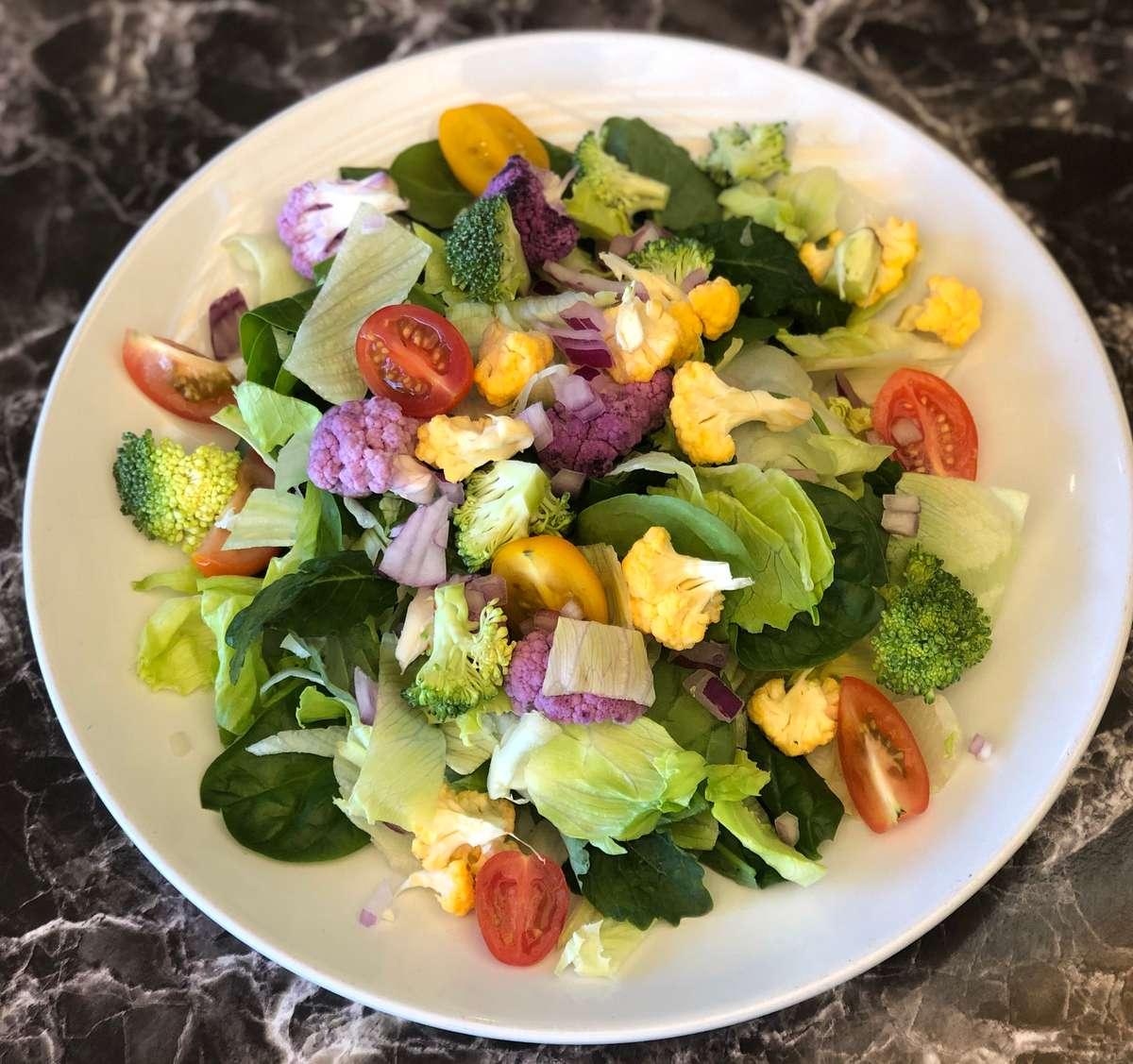 V- Fitness Salad