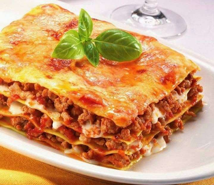 Buffalo Lasagna