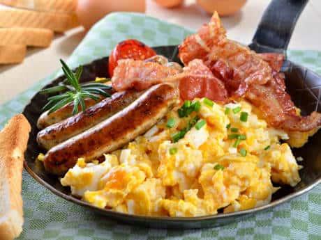 Sausage N' Eggs