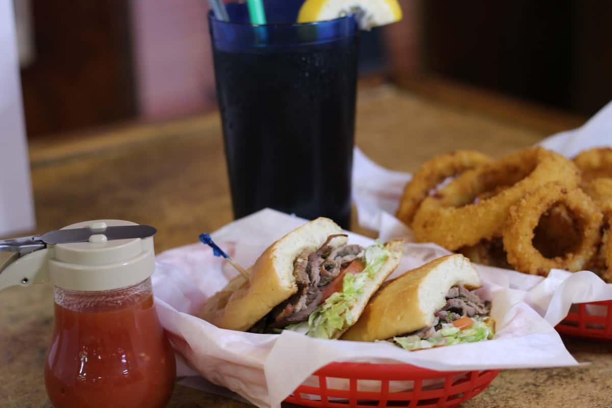 Tri-Tip Beef Sandwich