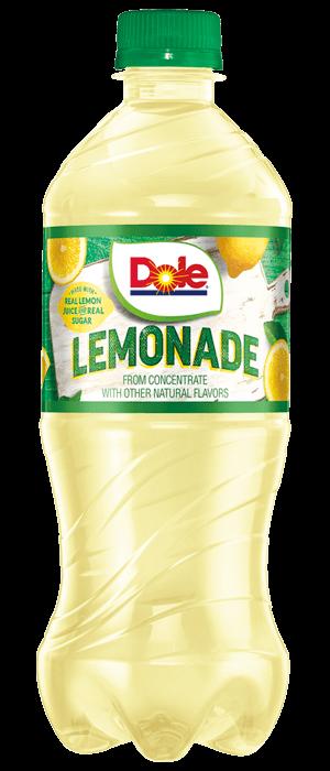 Dole Lemonade (20 oz Bottle)