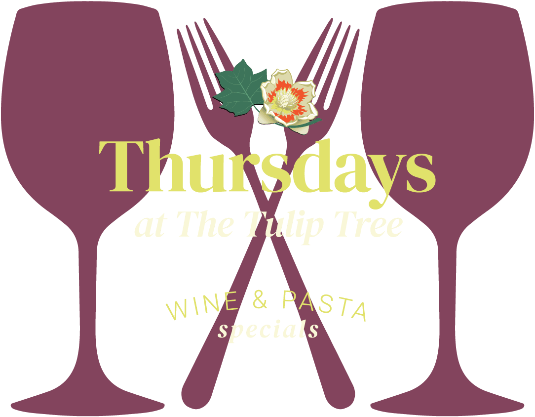 Thursday Wine & Pasta Specials
