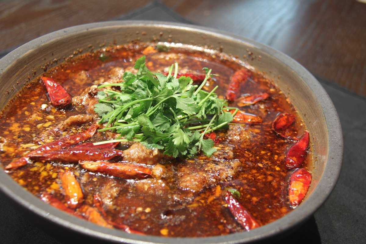 Sichuan Style Beef