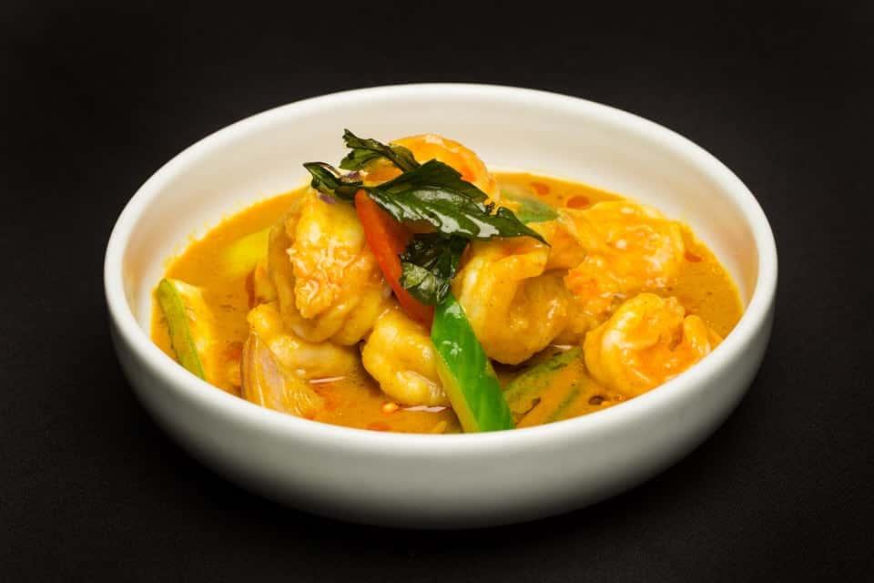 Baron's Shrimp Curry