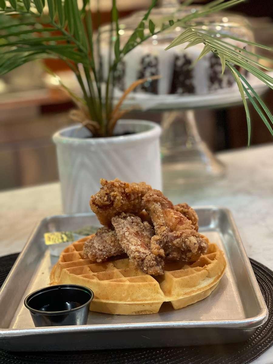 Chicken 'n Waffles