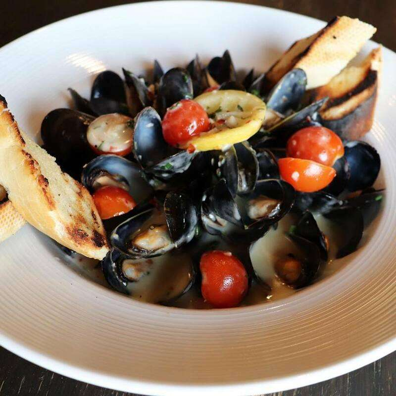 Sautéed P.E.I. Mussels (GF)