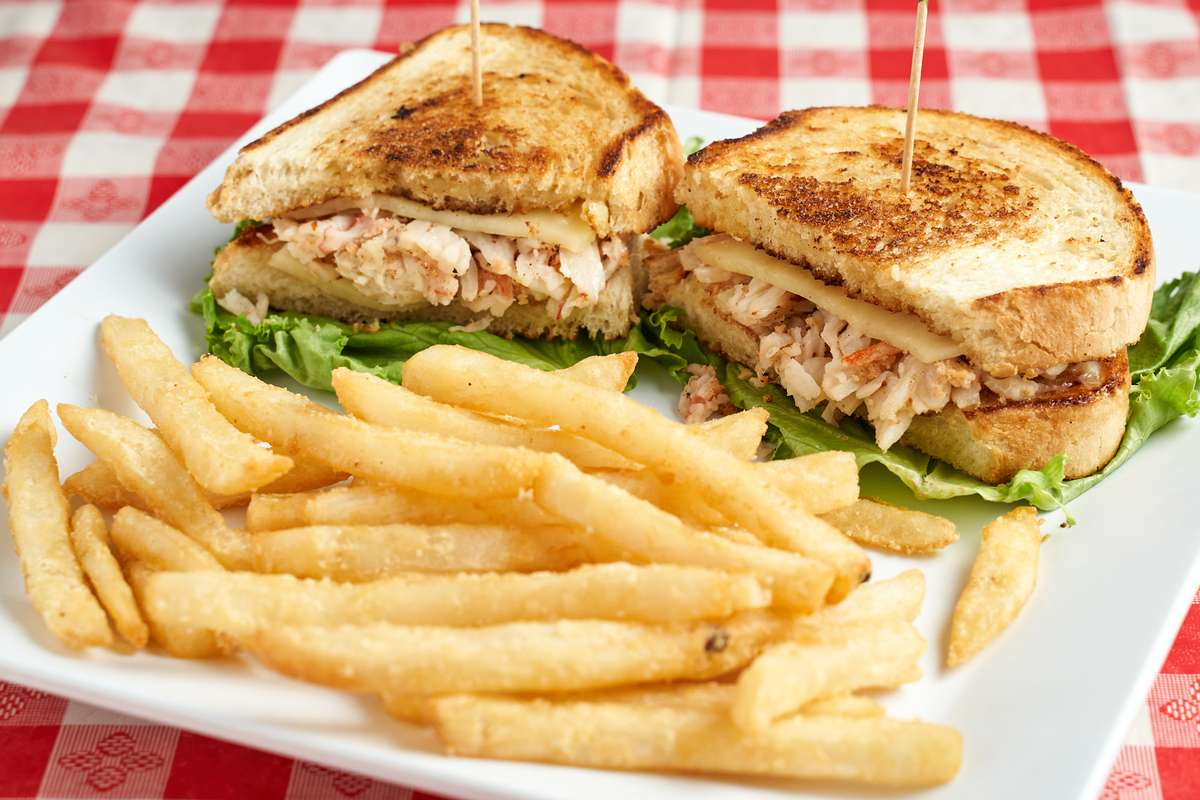 Lobster Grilled Cheese