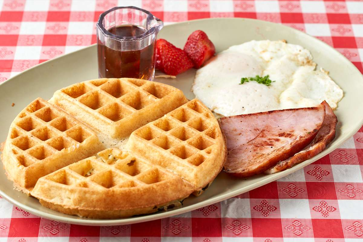 Belgian Waffle (1)