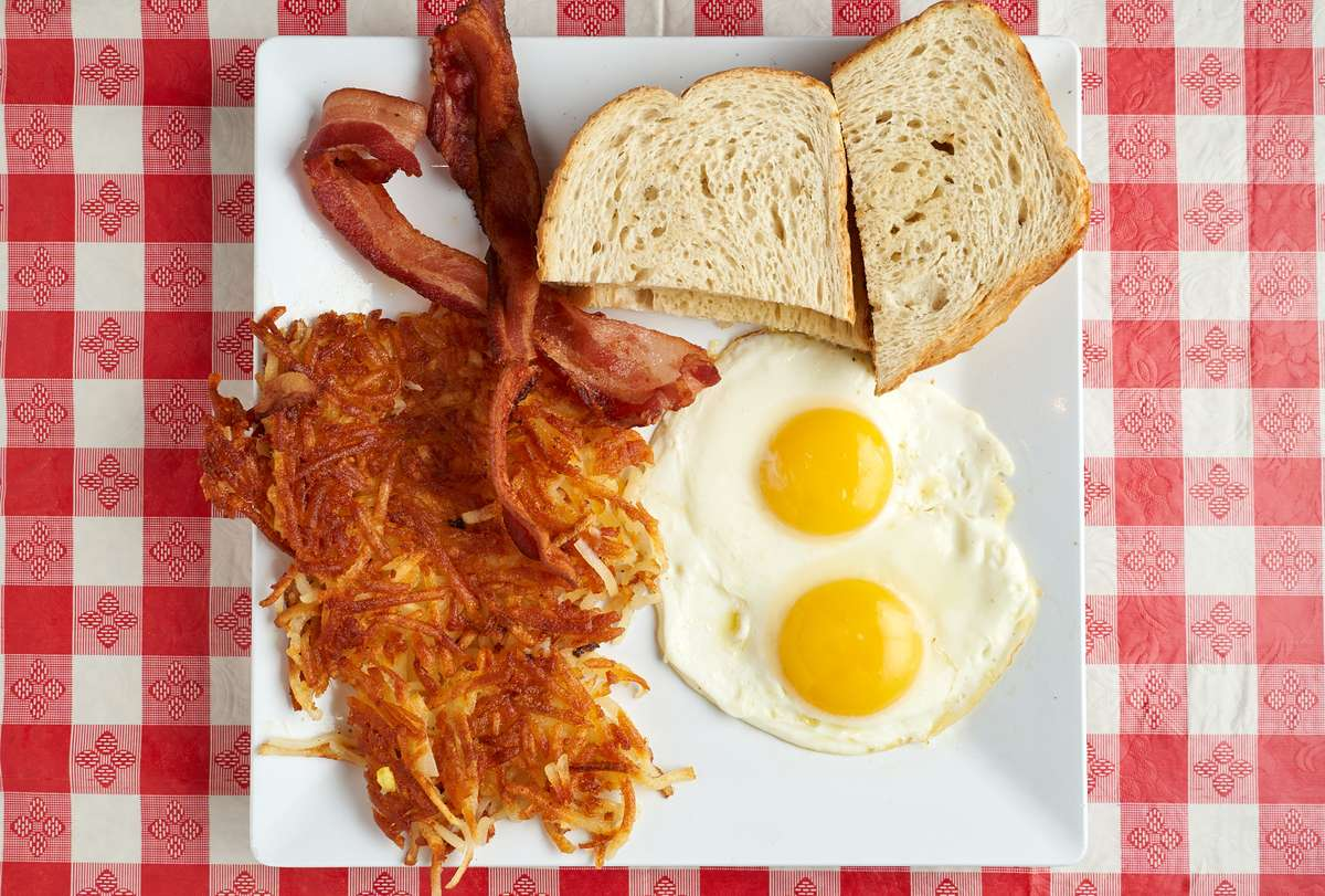 Dog House Basic Breakfast