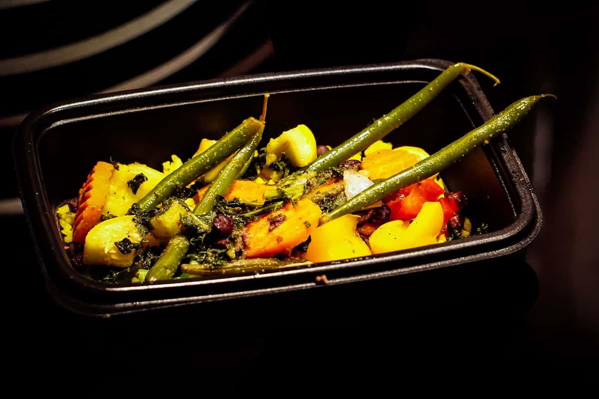 D Cafe Vegetable Blend