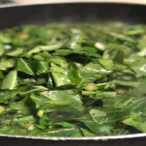 Southern Collards and Kale