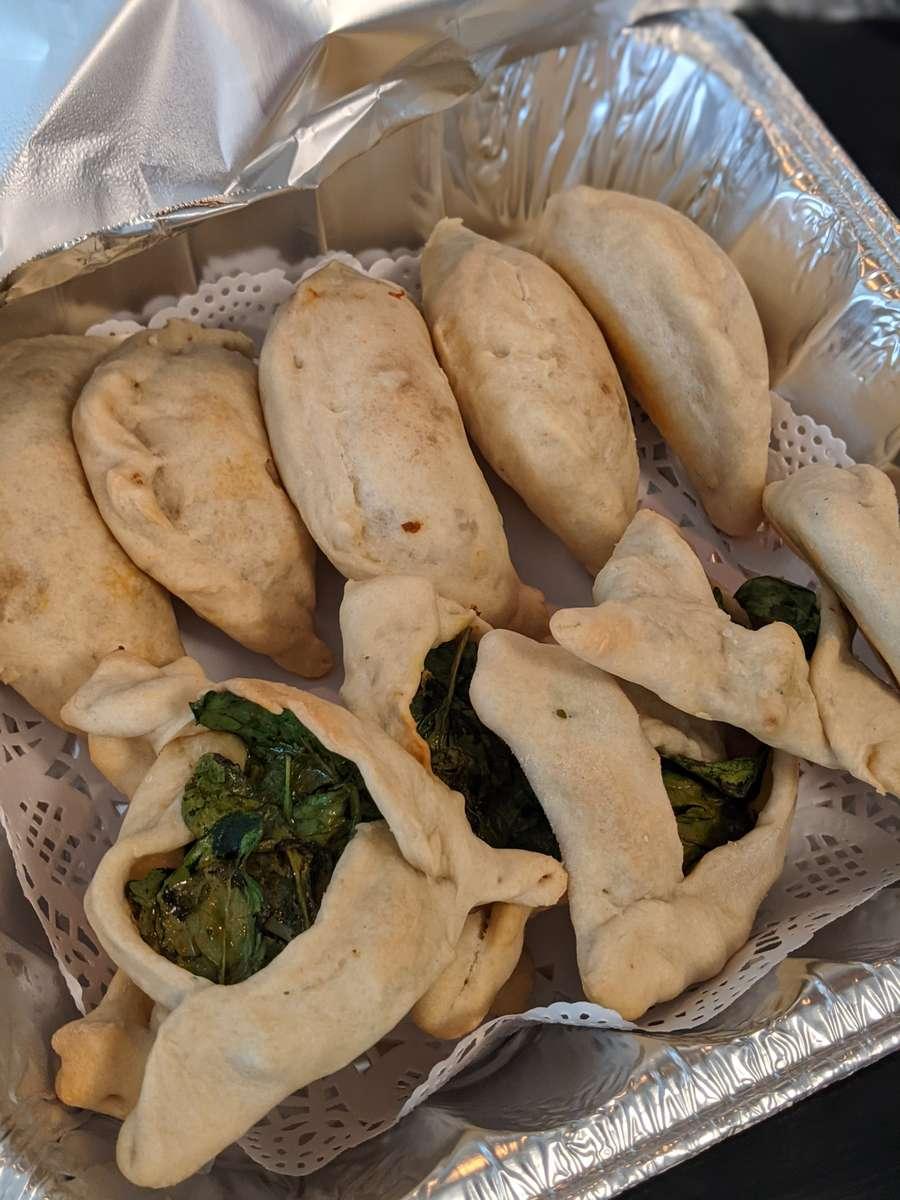 Empanada Argentina Vegan