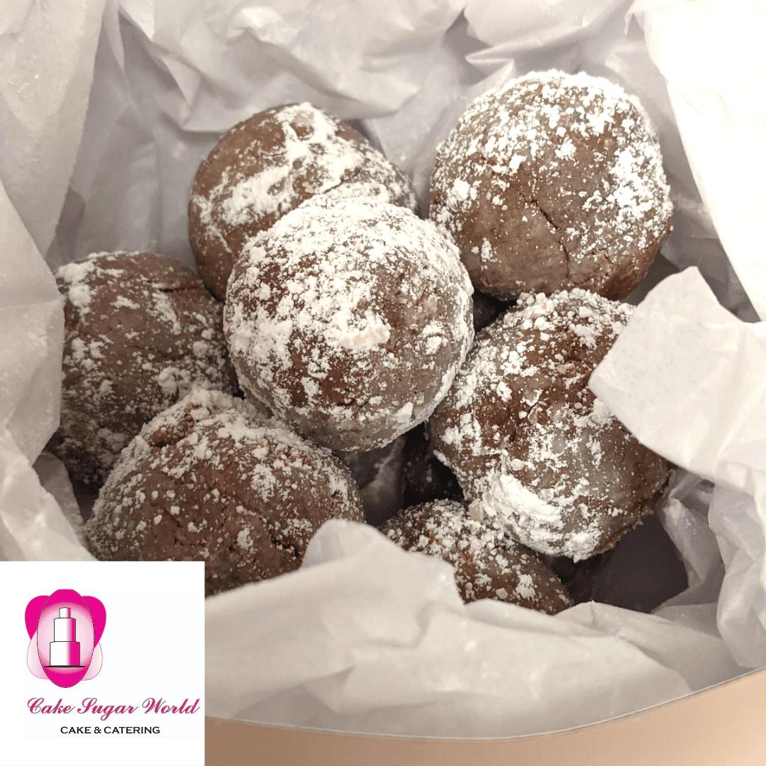 Chocolate mini Balls