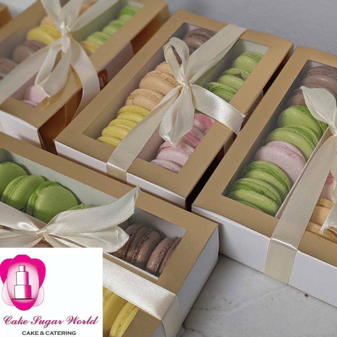 Assorted Macarons Box