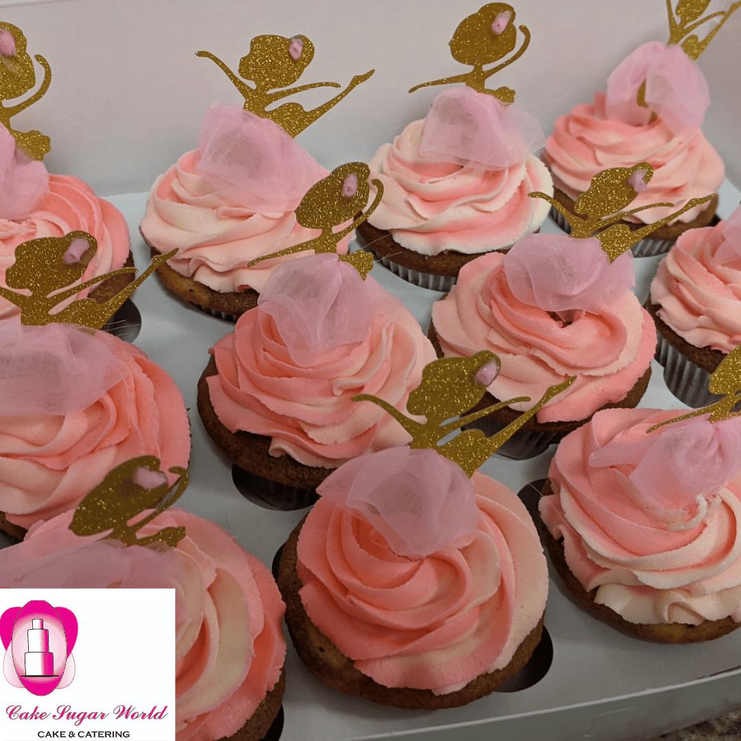Custom Cupcake Design