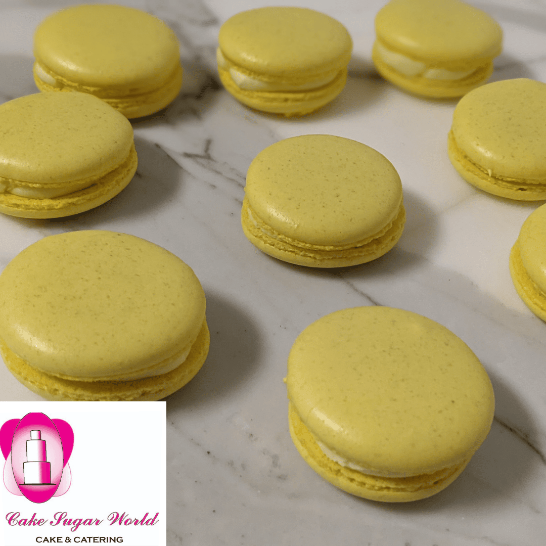 Macaron Platter