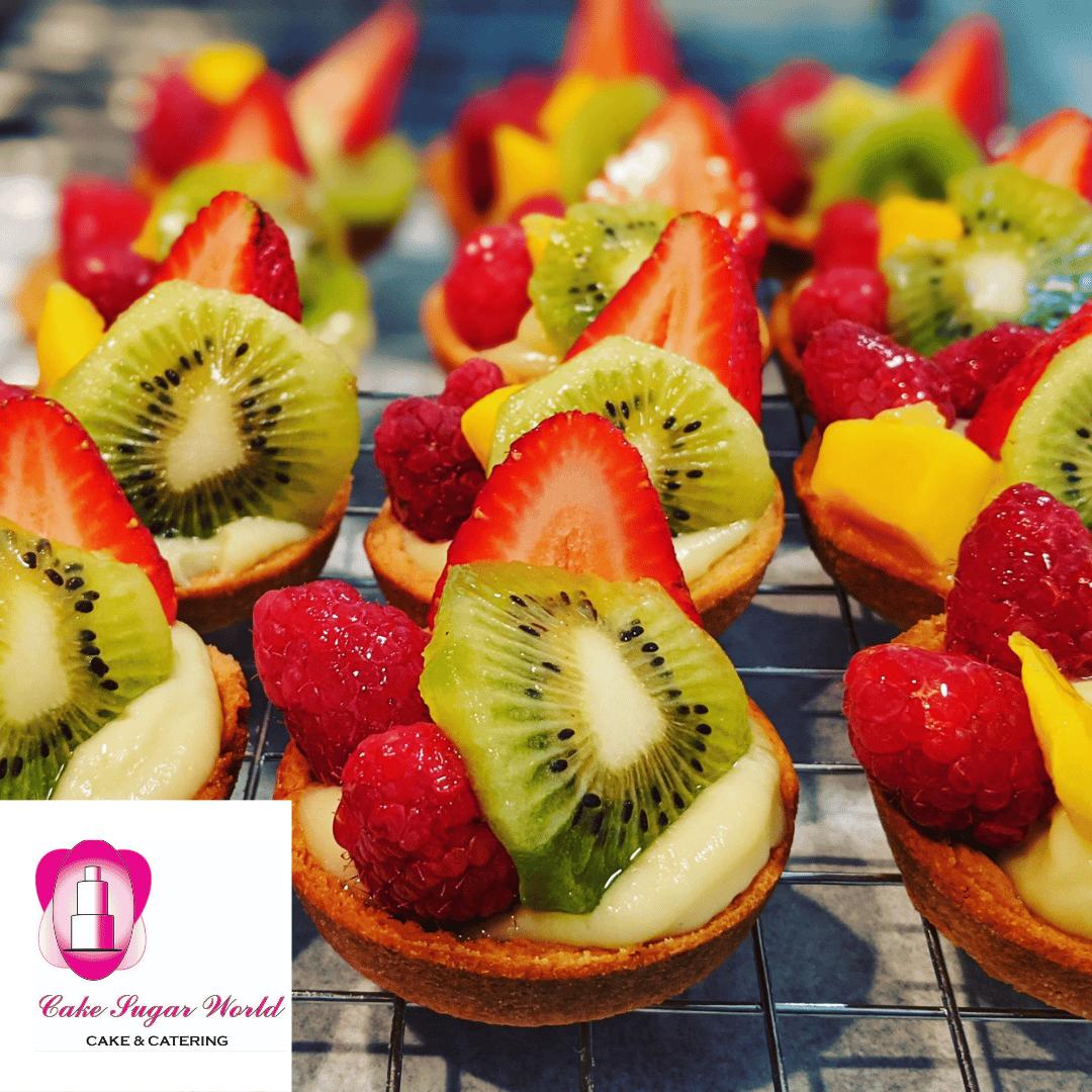 Mix Fruit Tartlet