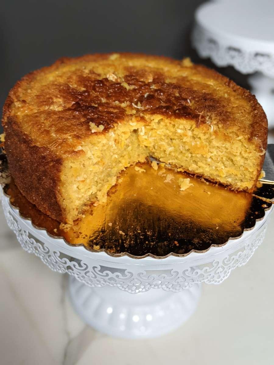 Torta De Jojoto