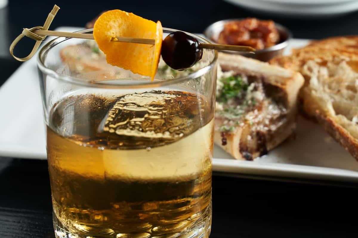 bar liquor options