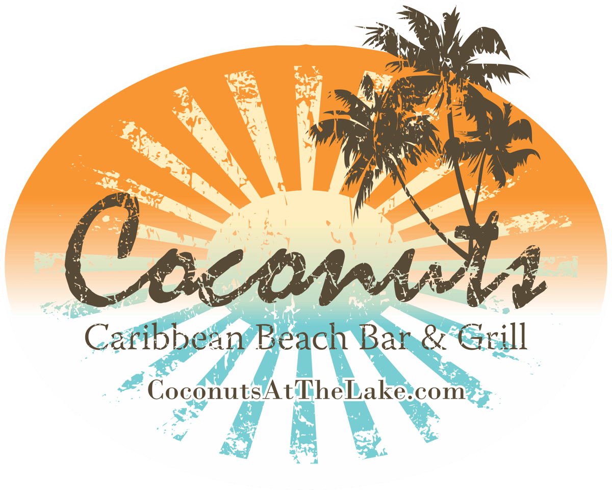 Coconuts at the Lake logo