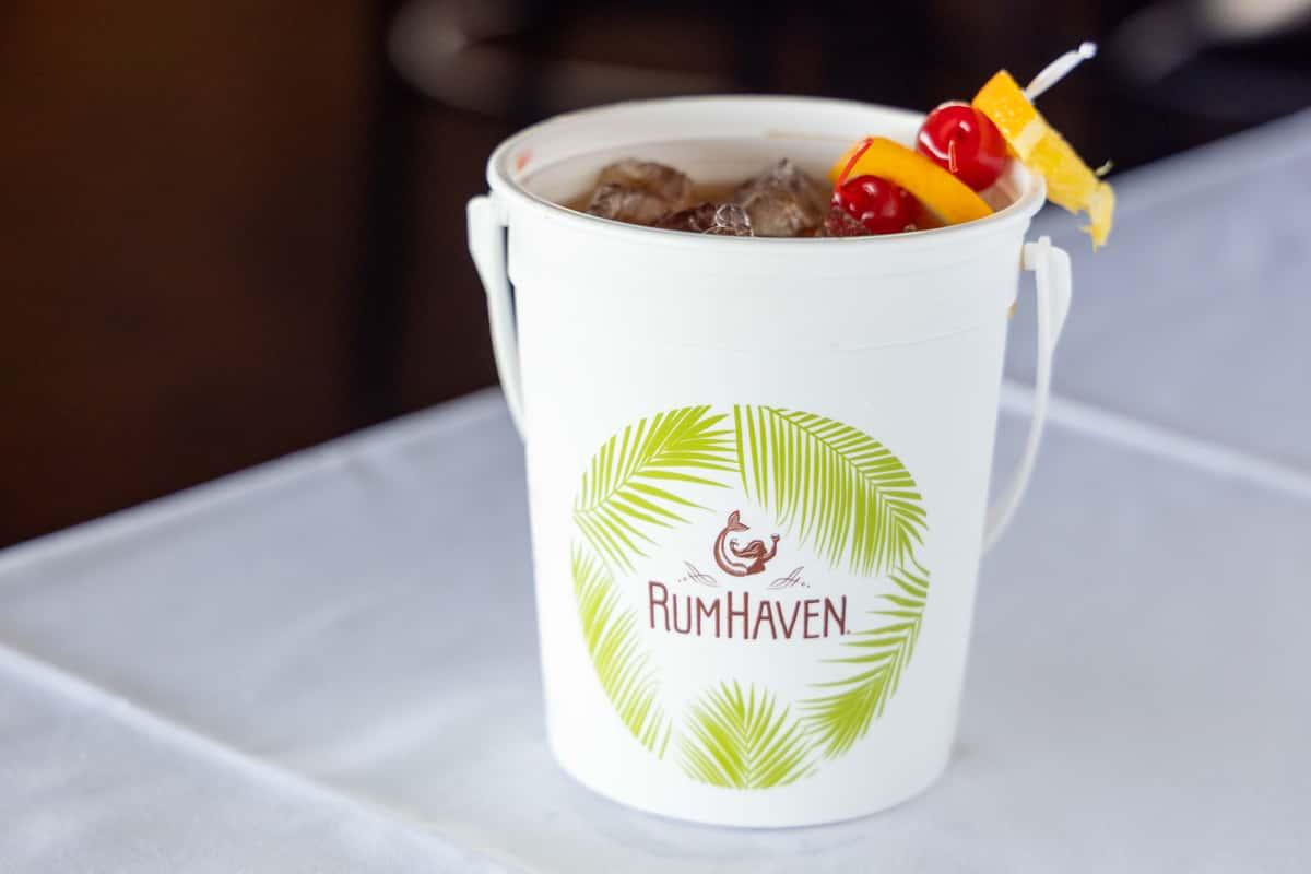 Rumhaven Punch Bucket