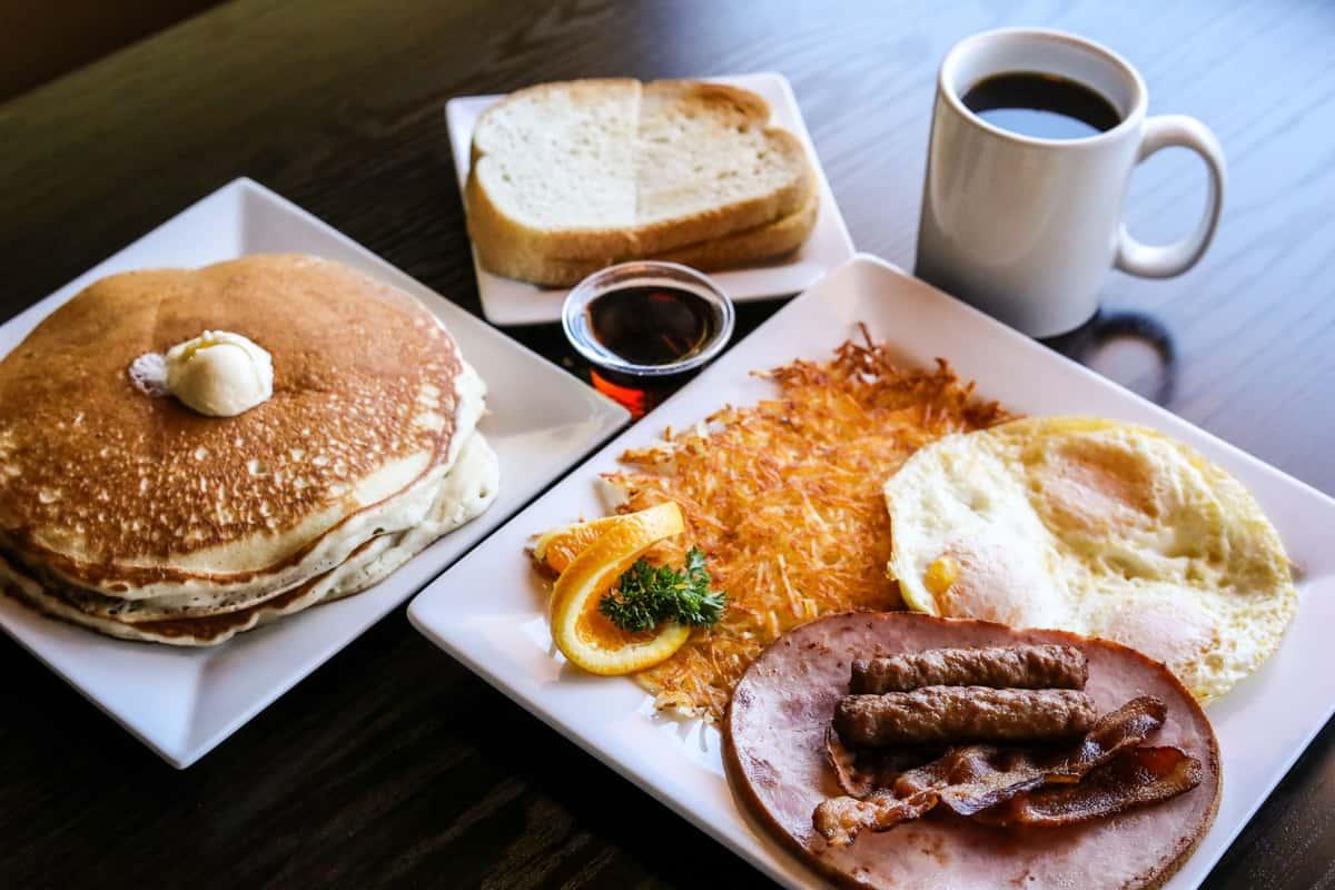 Bakersfield Sunrise Breakfast