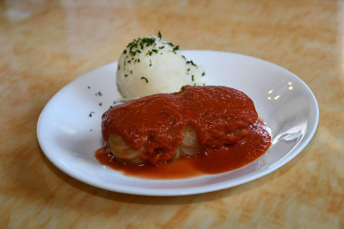 #1 Cabbage Roll