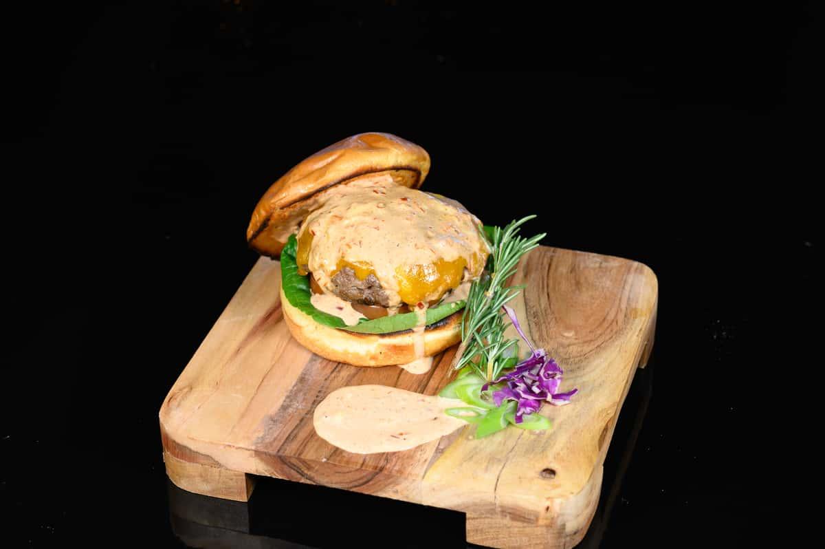 *DNF Signature Burger