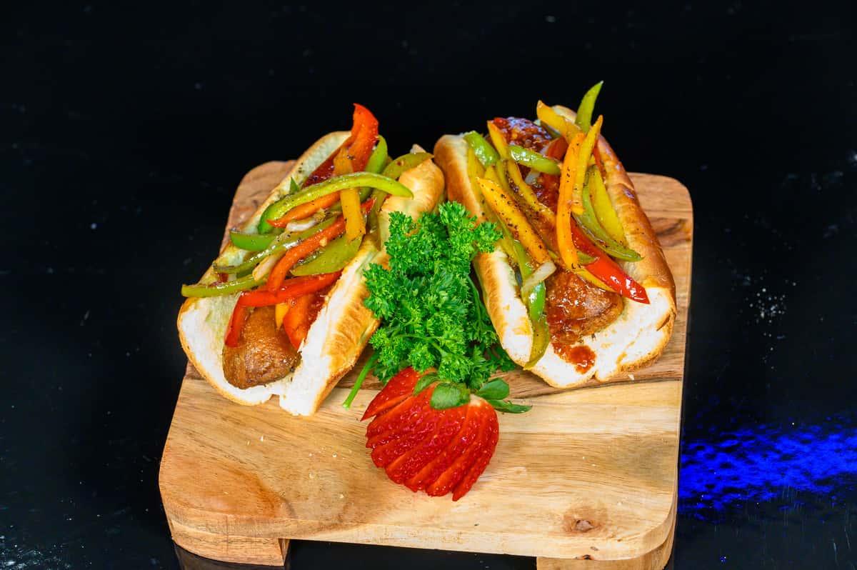 DNF Southern Vego Sausage (V)
