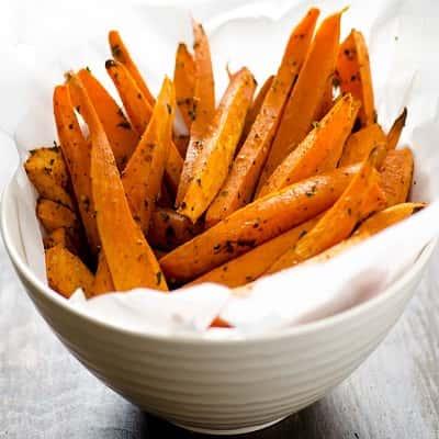 Family Sweet Potato Fries