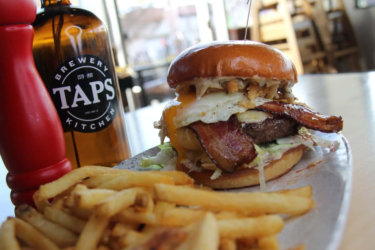 Chophouse Burger