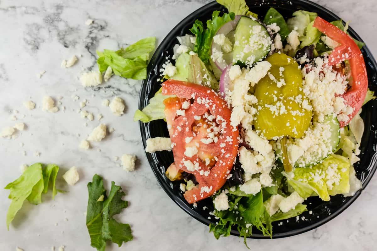 Mini Greek Salad