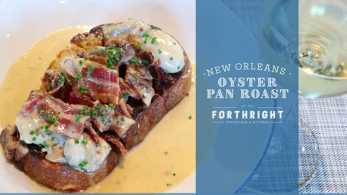 New Orleans Oyster Pan Roast