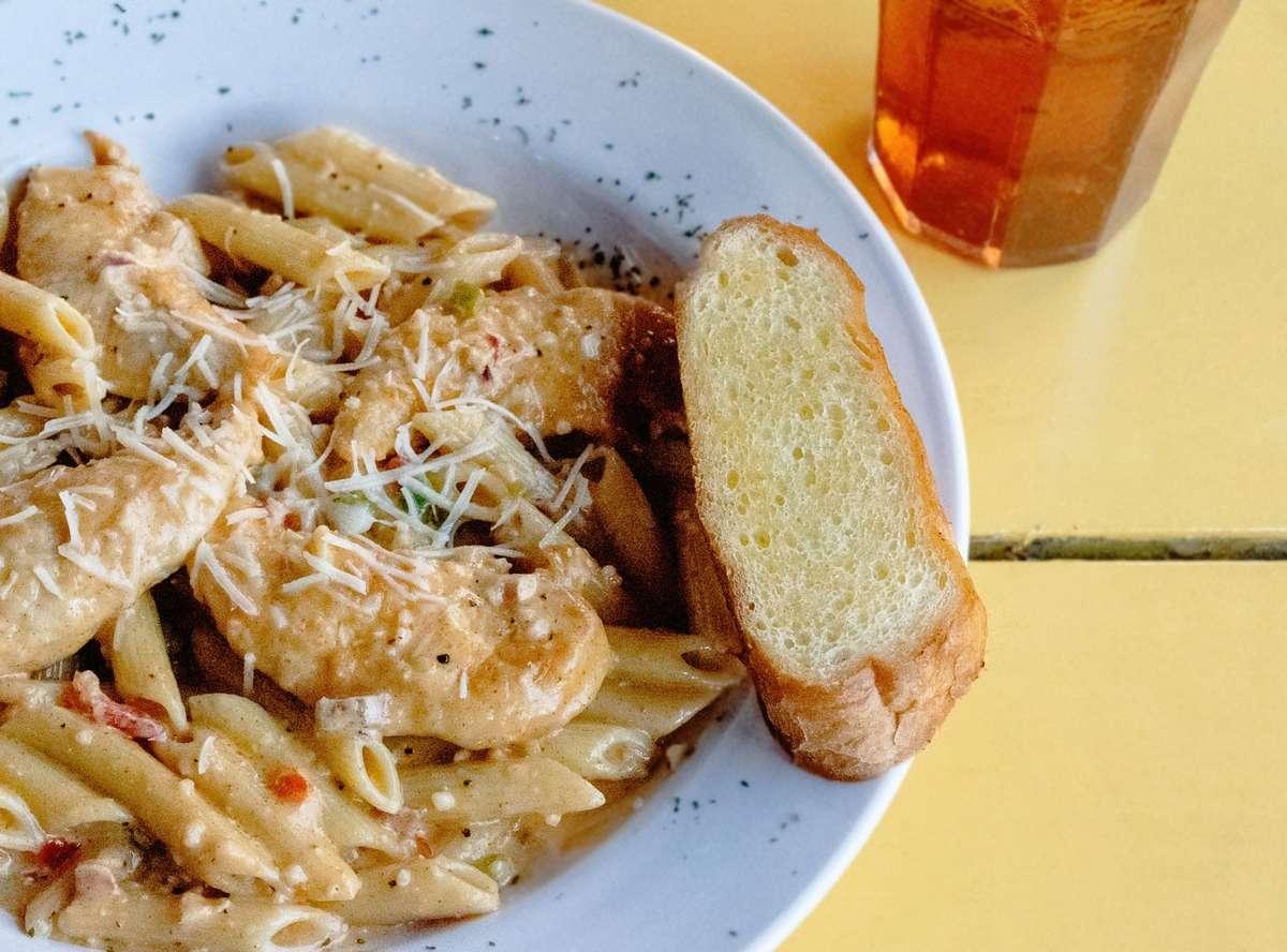 New Orleans Pasta
