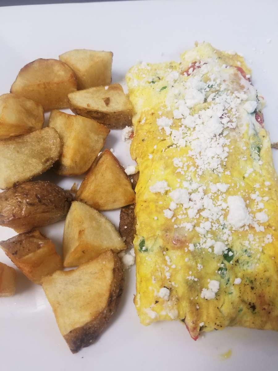 The Rail Omelette
