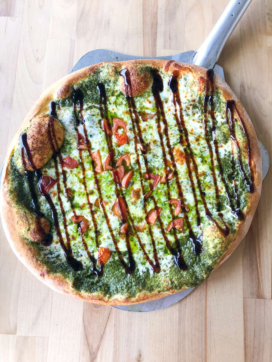 PCH Pesto Pizza