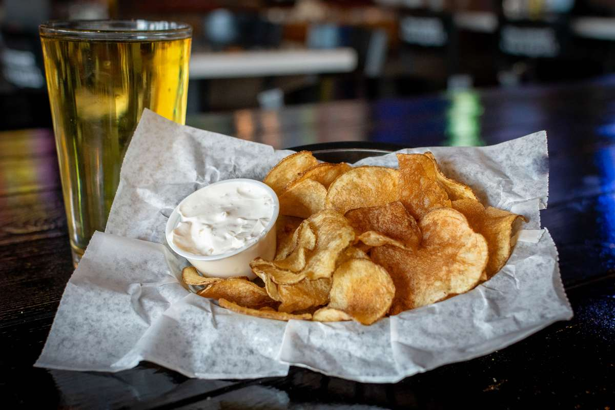 Corner Chips